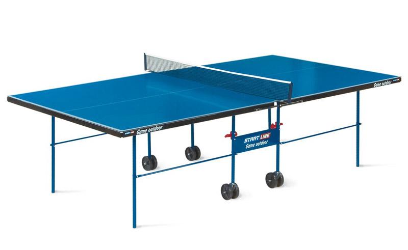 Инструкция По Сборке Теннисного Стола Start Line - фото 8
